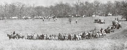 1955 National Amateur Quail Championship, Ardmore, OK.