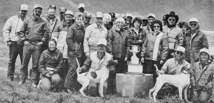 Inaugural Chukar Championship