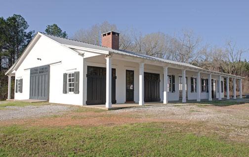Pavilion at Sedgefields Plantation.