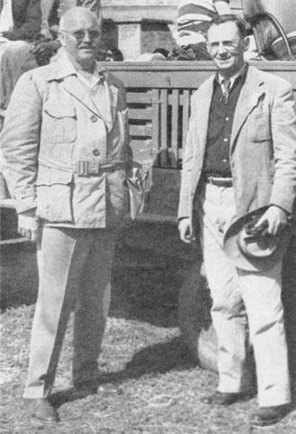 1951 judges Raymond Hoagland, Boyce A. Williams